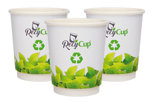 Suthor PGA 3 Becher RecyCup - Eco-friendly cupping