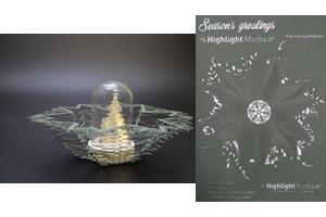 highlightMedia pga10 - Wunderschöner Weihnachtsgruss
