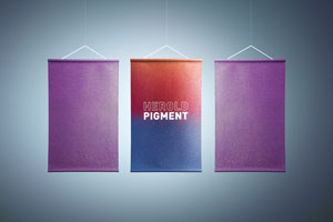 Fahnen Herold herold pigment2 - Veredelungstechnik 2020