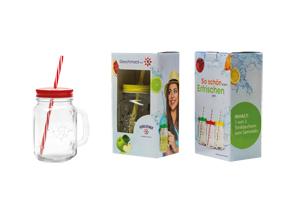 TRIK Gerolsteiner Glas 2 nm - Promotional Gift Award Gewinner 2020